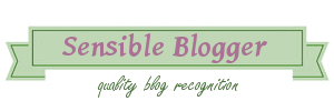 KT Sensible Blogger Award