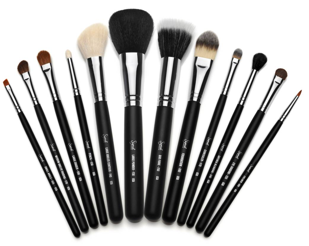 List of makeup brushes
