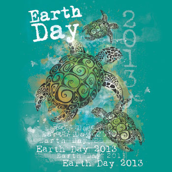 Earth Day Tees