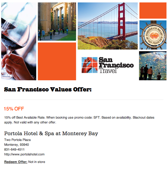 San Francisco Hotel and Travel Deals