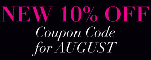 Sigma Coupon Code August 2013