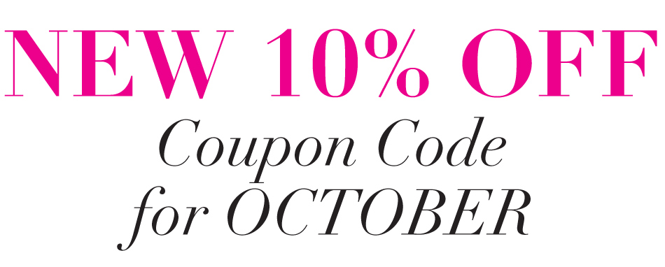 Sigma Coupon Code October 2013