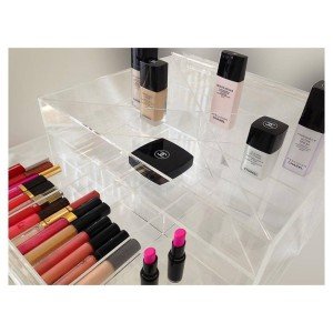 Sherrie Blossom IceBox Makeup Storage